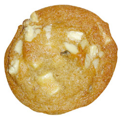 White Chocolate<br />Macadamia Cookie Dough